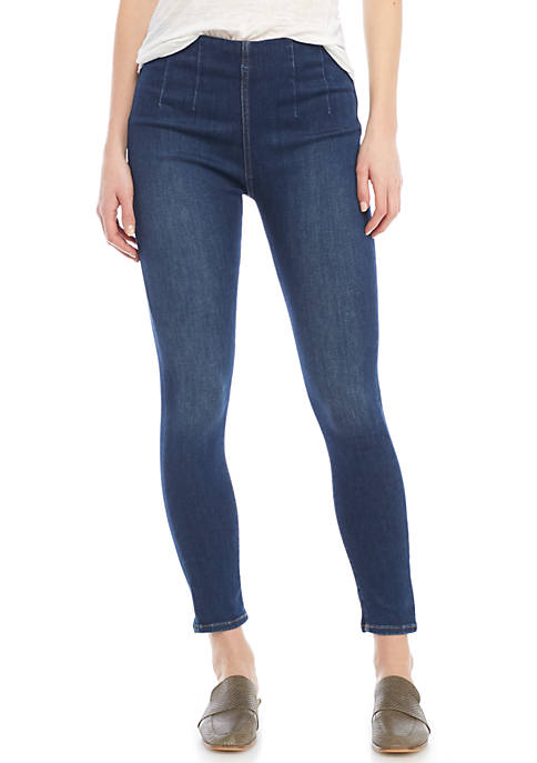 Free People Ultra High Skinny Pant