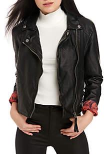 Heartache Moto Jacket