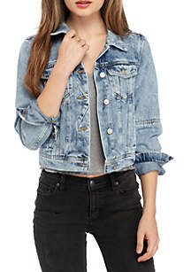 d518e8273bea Free People Dreamgirl Top · Free People Rumors Denim Jacket