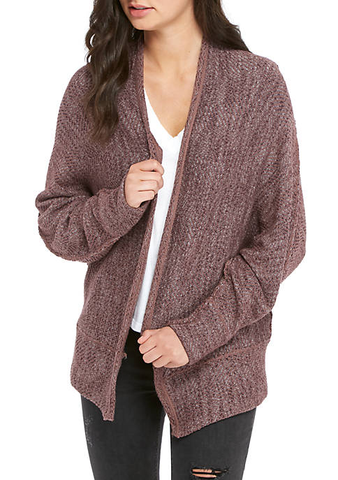Free People Motions Open Cardigan