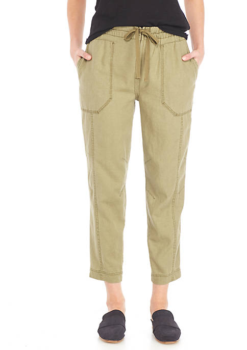 Free People Palmer Utility Pants