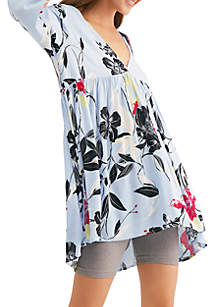 51a4ad7e6dc50 ... Free People Bella Printed Floral Tunic