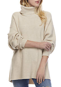 Softly Structured Sweater
