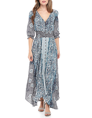 30507ef1859 Free People. Free People Mexicali Rose Maxi Dress