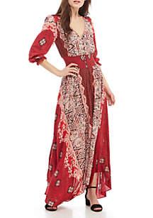 Mexicali Rose Maxi Dress