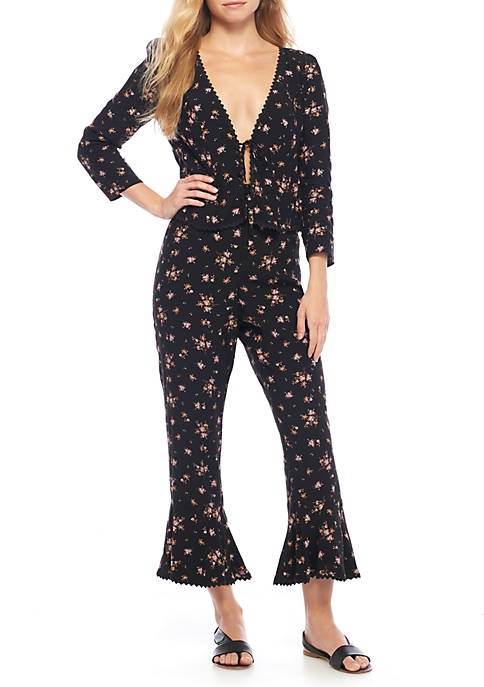 Free People El Paso Pant Set