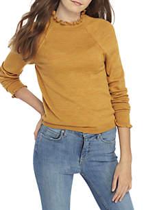 Neddle Thread Mockneck Sweater