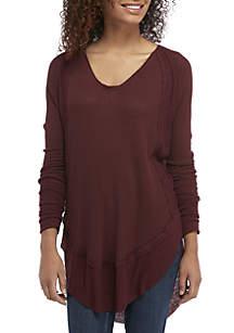 Catalina V-Neck Thermal Sweatshirt