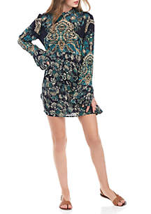 Lady Luck Printed Tunic