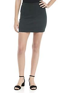 Mod Femme Plaid Skirt