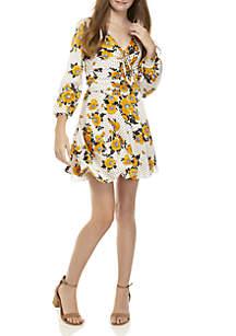 Morning Light Mini Dress