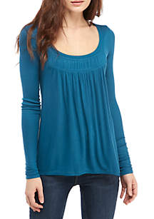 Love Valley Long Sleeve Knit Top