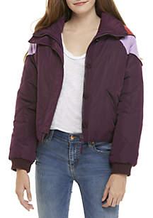 Heidi Ski Puffer Coat
