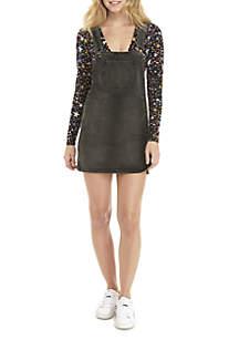 Louise Denim Skirtall Dress
