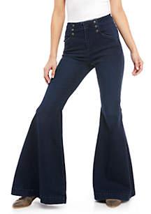 Maddox Denim Flare Jeans