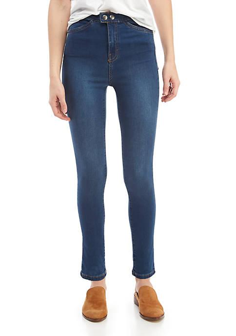Free People Sweet Jane Skinny Jeans