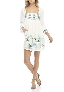 f305406f868 ... Free People Rhiannon Embroidered Mini Dress