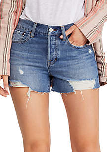 Free People Sofia Jean Shorts