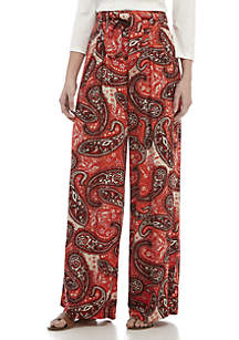 Printed Double Trouble Pants