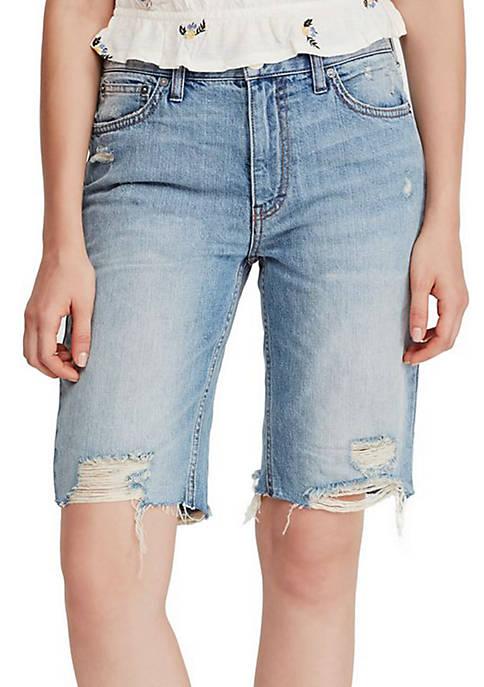 Free People Caroline Cut Off Shorts