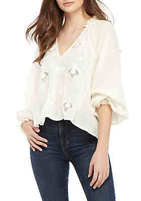 4bd34496 Free People Tops: Shirts, Blouses & Tunics | belk