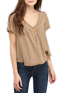 All You Need V-Neck Tee