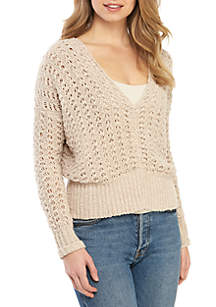 ... Free People Best Of You V-Neck Sweater 20c5399ae