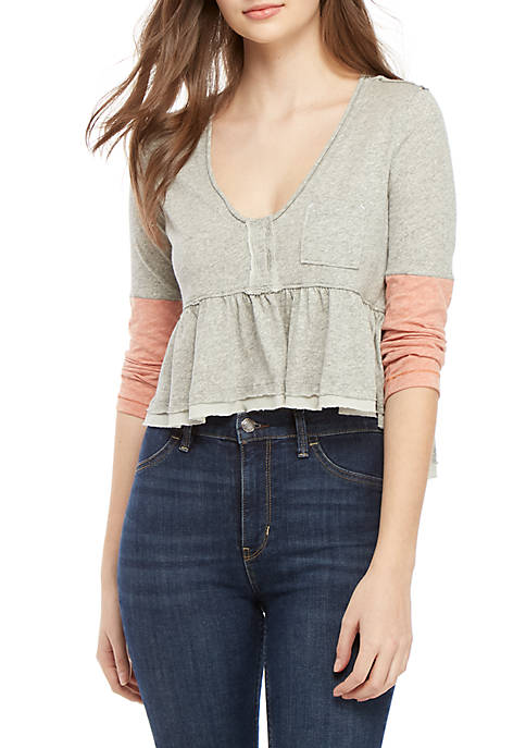 Free People Heart of Mine Top