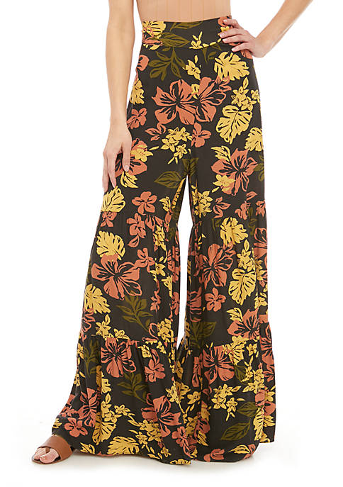 Free People Tiered Pants