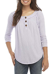 Must Have Henley Top