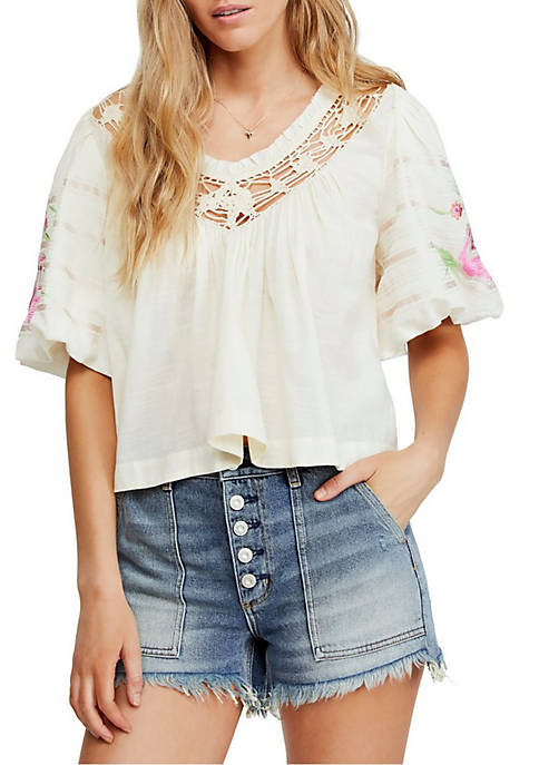 Free People Bohemia Blouse