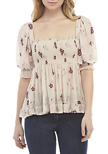 Free People Delta Dawn Top