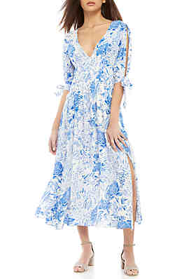 a5c066dbb0a9 Free People Forever Always Midi Dress ...
