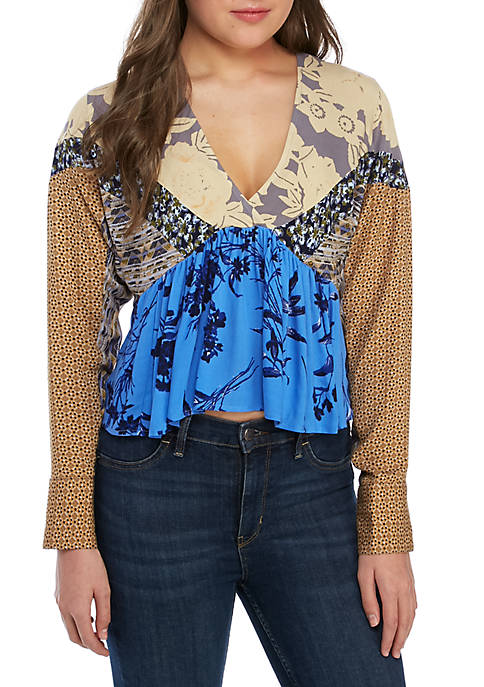 Free People Aloha State of Mind Top