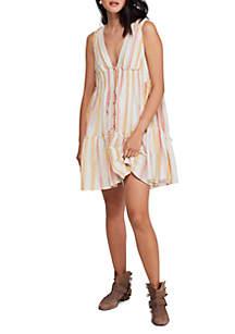 c271495ec470 ... Free People Do It Again Mini Dress