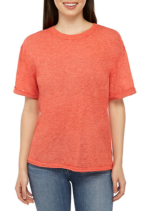 Free People Cassidy T Shirt