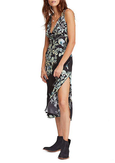 Never Too Late Maxi Slip Dress
