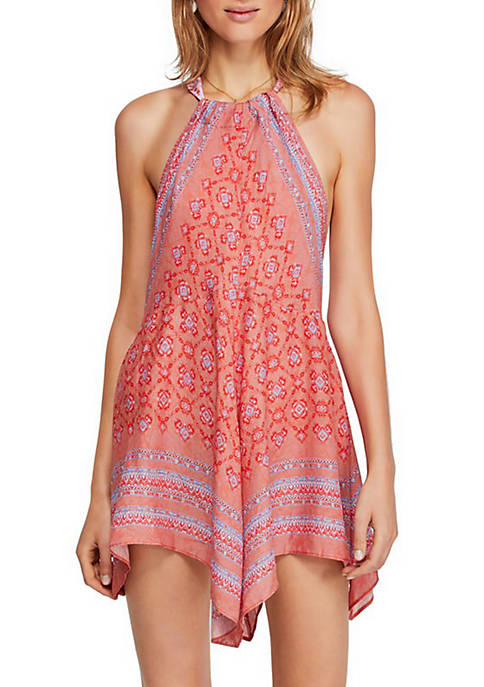 Free People Make Me Yours Mini Dress