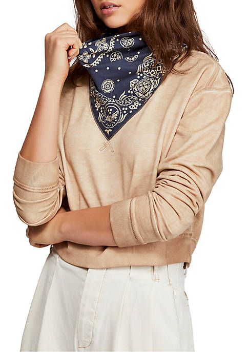 Free People James Pullover