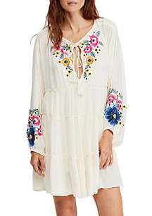 178981ca6bb89 ... Free People Spell On You Embroidered Mini Dress