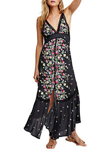 cc3c567efe041a ... Free People Paradise Printed Maxi Dress