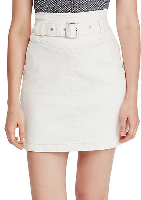 Free People Livin It Up Pencil Skirt