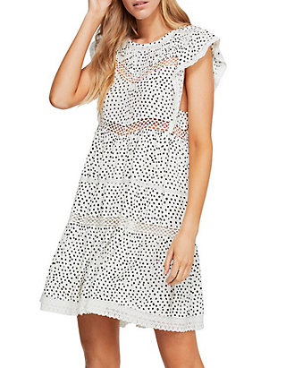 a67917bd67ff4f Free People. Free People Retro Kitty Dress