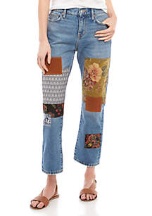 Free People Poppy PatchJeans