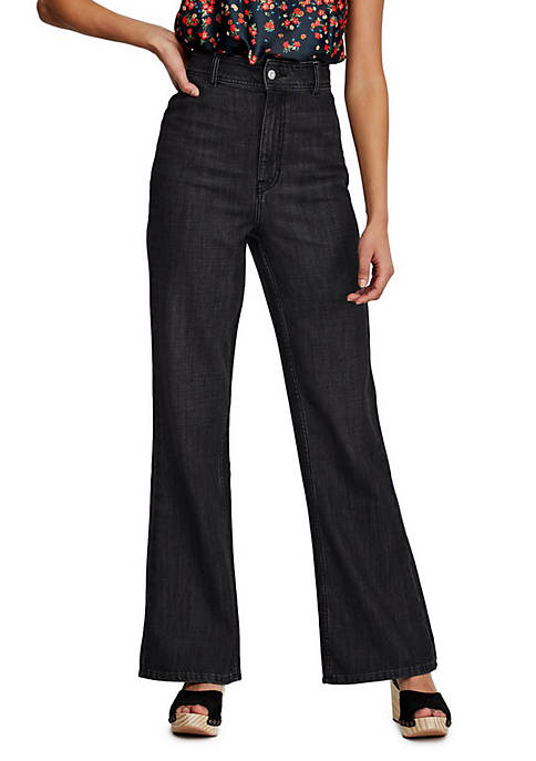 Free People Mindy Rigid Flare Jeans