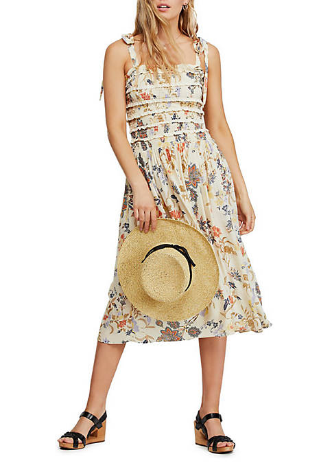 Free People Isla Midi Dress