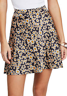 3b4e98b9ac Free People Lydia Skirt · Free People Phoebe Mini Floral Printed Skirt