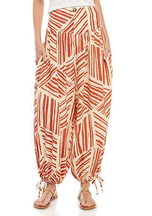 Free People Matchmaker Balloon Pants