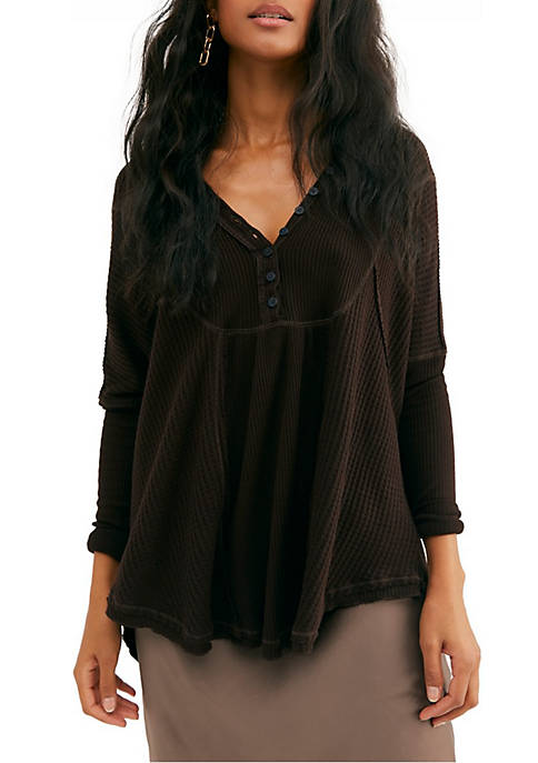 Leo Henley Top