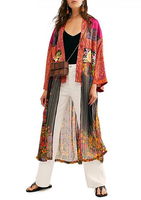 Free People Young Love Kimono